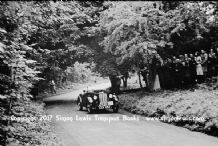 Morris Special. Ashley Cleeve. photo. Backwell Hillclimb, Bristol 1939